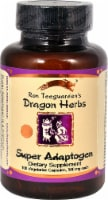Dragon Herbs Super Adaptogen Dietary Supplement Vegetarian Capsules 500mg
