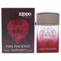 Zippo Fire Phoenix EDT Spray 2.5 oz
