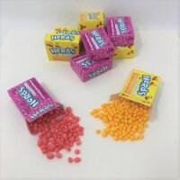 Wonka Nerds mini boxes 1 pound lemonade wild cherry and strawberry flavors - 1 pound