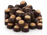 Mini Peanut Butter Buckeyes Dark Chocolate 2 pound buck eyes peanut butter candy - 2 pounds