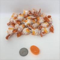 Arcor Orange Filled Fruit Bon Bons 2 pounds bulk orange hard candy - 2 pounds