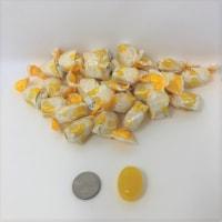 Arcor Lemon Filled Fruit Bon Bons 2 pounds bulk lemon hard candy - 2 pounds