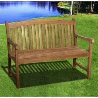 Pemberly Row Outdoor Bench - 1