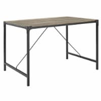 Pemberly Row Dining Table in Driftwood - 1