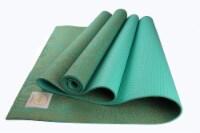 Jute Premium ECO Yoga Mat (Turquoise) - 1