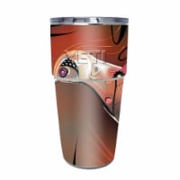 MightySkins YEPINT16SI-Cyborg Nature Skin for Yeti Rambler 16 oz Stackable Cup - Cyborg Natur - 1