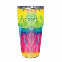 MightySkins YEPINT16SI-Tie Dye 2 Skin for Yeti Rambler 16 oz Stackable Cup - Tie Dye 2 - 1