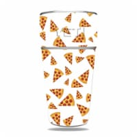 MightySkins YERAM26SI-Body By Pizza Skin for Yeti Rambler 26 oz Stackable Cup - Body by Pizza - 1