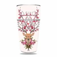 MightySkins YERAM26SI-Spring Deer Skin for Yeti Rambler 26 oz Stackable Cup - Spring Deer - 1