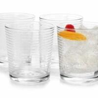 Pasabahce 122693.04 7 oz Doro Juice Glass Set, Clear - Set of 4 - 1