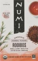 Numi® Organic Rooibos Tea Bags - 18 ct