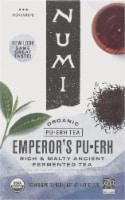 Numi Organic Emperor's Pu-Erh Tea - 16 ct