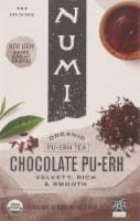 Numi Organic Chocolate Pu-Erh Tea Bags - 16 ct