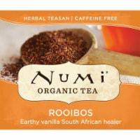 Numi Organic Rooibos Herbal Tea -- 100 per case. - 1-100 COUNT