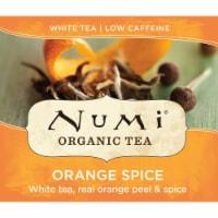 Numi Organic Orange Spice White Tea -- 100 per case. - 1-100 COUNT