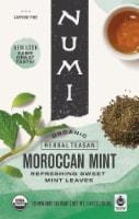 Numi Organic Moroccan Mint Tea - 18 ct / 1.4 oz