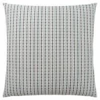 Pillow - 18 X 18  / Light Blue / Grey Abstract Dot / 1Pc - 1