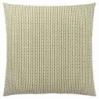 Pillow - 18 X 18  / Light / Dark Green Abstract Dot / 1Pc - 1