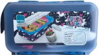 Smash All in One Bento Style Lunch Box - Diva Blue