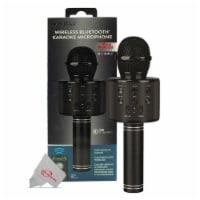 Vivitar Wireless Bluetooth Karaoke Microphone Usb Powered High Quality Sound - 1