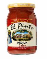 El Pinto Medium Salsa