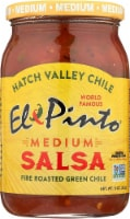 El Pinto Medium Green Chile Sauce