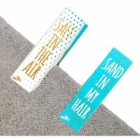 Beach Pool Towel Clips Salt Air Sand Hair Summer Secure Bag Lounge Chair Protection Accessory - 1 unit