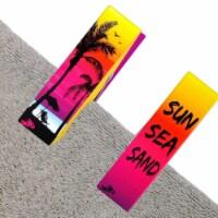 Beach Pool Towel Clips Sun Sea Sand Tropical Secure Bag Lounge Chair Protection Accessory - 1 unit