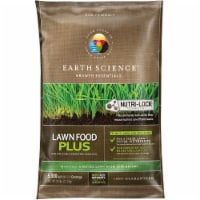 Earth Science 25 Lb. 5000 Sq. Ft. Cow Manure Lawn Food Plus Fertilizer 11879-80