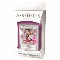 Ashes The Duchess of Deception Expansion Card Deck Plaid Hat Games - 1 unit