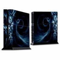 MightySkins SOPS4-Stone Waves Skin for Sony Playstation 4 PS4 Console Wrap Sticker - Stone Wa