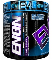 Evlution Nutrition  ENGN® Pre-Workout Engine   Furious Grape