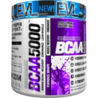 Evlution Nutrition  EVL BCAA5000   Furious Grape