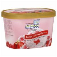 Helados de Mexico Fresa Ice Cream
