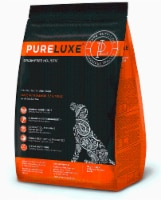 PureLUXE Grain- Free Adult Salmon Dog Food Made With Salmon & Split Peas (24LB) - 1