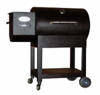 Louisiana Grills LG-700 Black Wood Pellet Grill - Case Of: 1 - Count of: 1