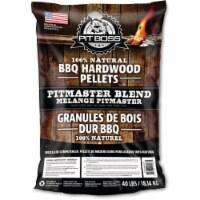 Pit Boss 40 Lb. Pitmaster Blend Wood Pellet 40183 - 1