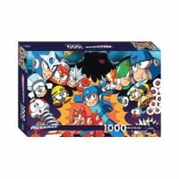 Icon Heroes Mega Man Series 1 1000 Piece Puzzle - 1 Unit