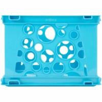Mini Crate, School Teal - 1
