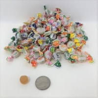 Menthol Assorted Fruit Chips Chipurnoi Italian Cough Drops 54.5 ounces - 54.5 ounce bag