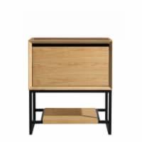 Alto 30 - California White Oak Cabinet