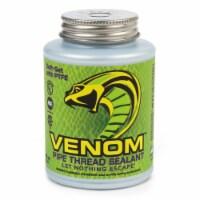 Gasoila Venom Natural Pipe Thread Compound 8 oz. - Case Of: 1; - Count of: 1