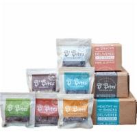 B' Bites Variety Snack Mix - Vegan and Gluten Free 1.8-1.9oz | 15 Ct. - 1.8-1.9oz