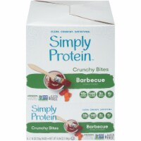 SimplyProtein Barbecue Crunchy Bites