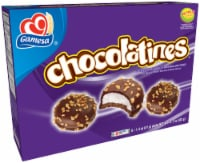 Gamesa Chocolatines Marshmallow Cookies