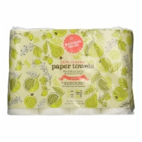 Natural Value 8-pk. 100% Recycled Paper Towels / 32-roll case - 32 ct.