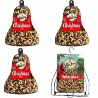 Home & Garden Christmas Bell & Bell Hanger Seed Bird Seed Holder 618*805 - 1