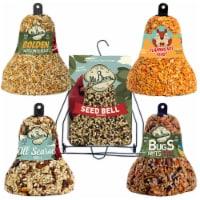 Home & Garden Golden Bugs Hanger Hot Season Bird Seed Bells Feed 621*618Gs*412*212*80 - 1