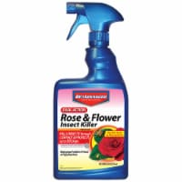 Bioadvanced Ready-to-Use Dual Action Rose & Flower Insect Killer Spray
