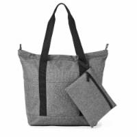 Marin Collection Tote Bag Grey - 1